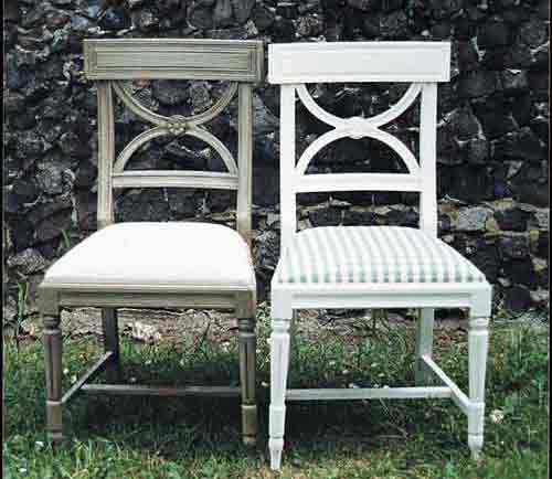 Home. & The Swedish Chair UK : Gustavian style Bellman dining chairs